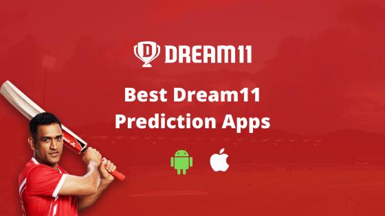 Dream11 Prediction Apps
