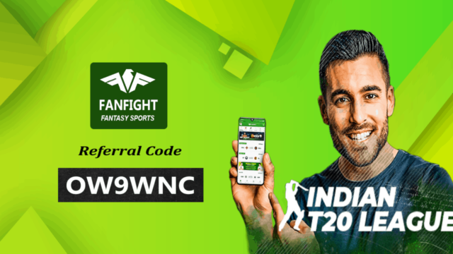 FanFight Referral Code: OW9WNC | Get ₹50 Instantly | Play Quiz and win Daily Rewards