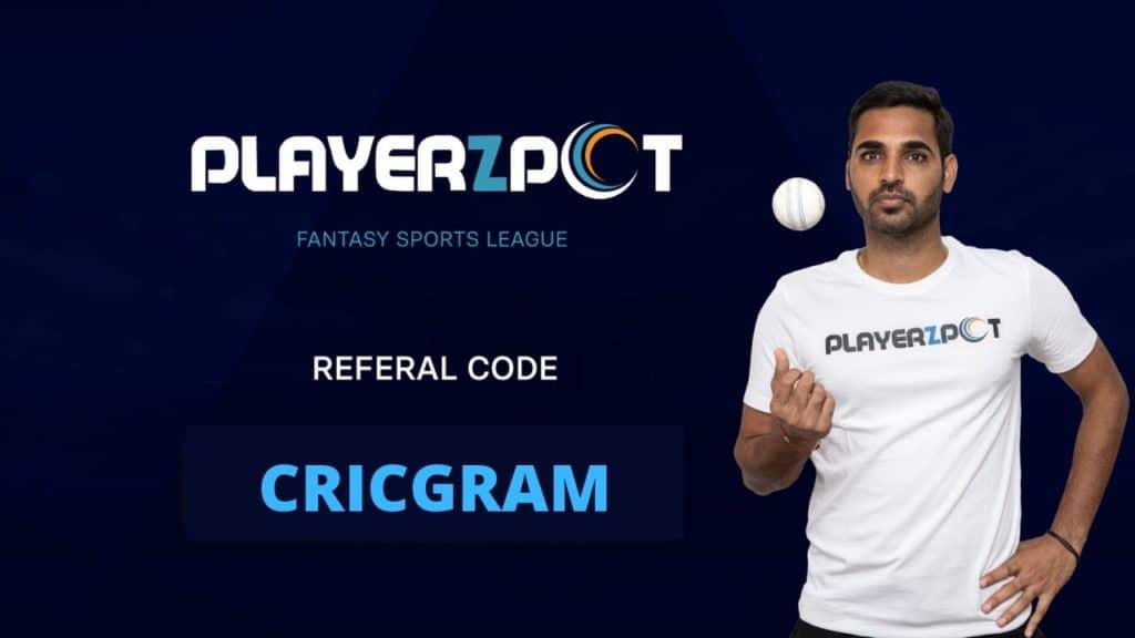 Playerzpot Refer Code